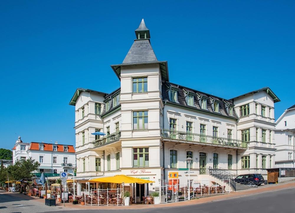 Zentral und ruhig im Seebad Bansin – Bäderarchitektur zum verlieben, 17429 Heringsdorf / Bansin, Etagenwohnung
